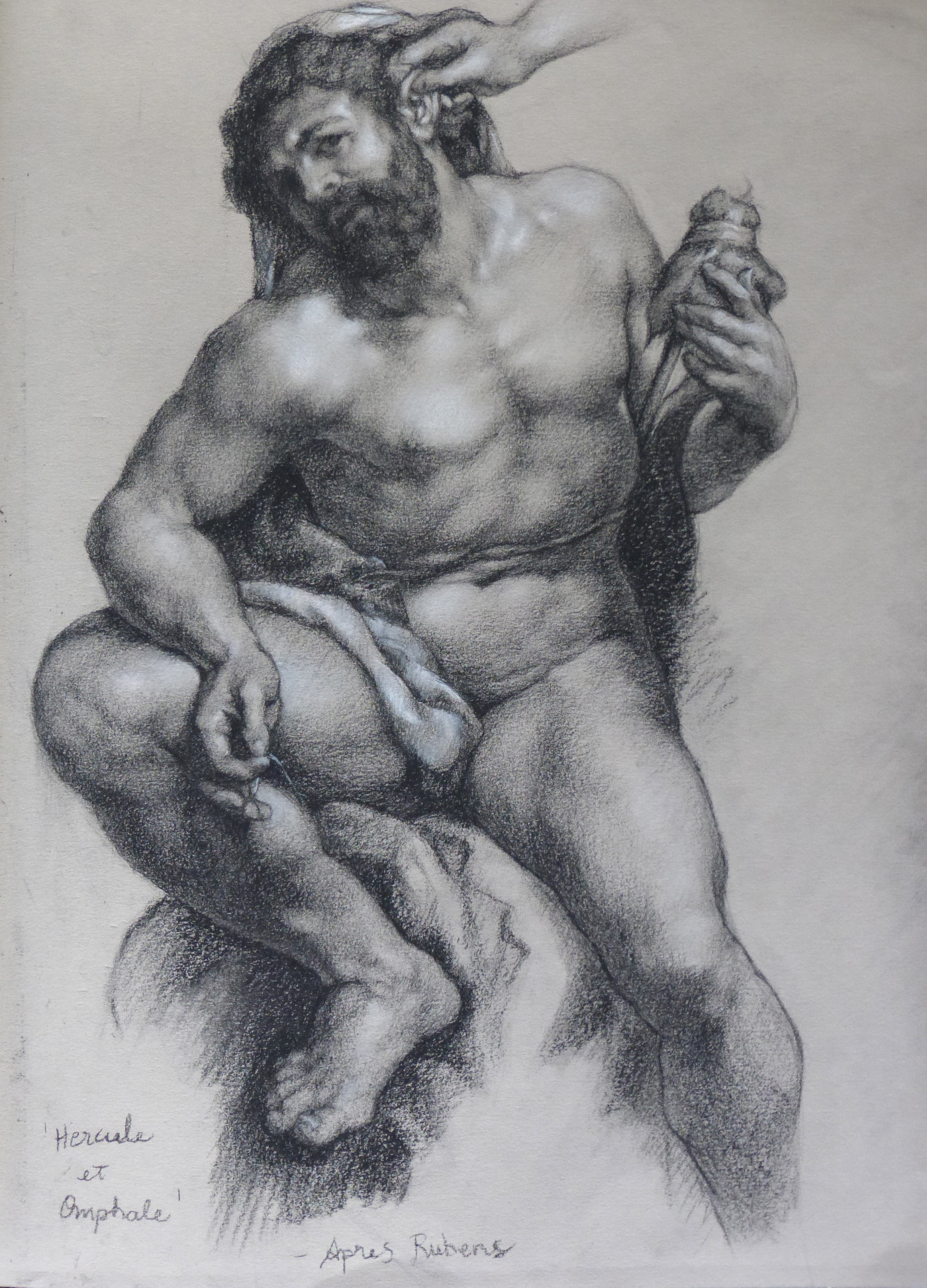 Hercules -after PP Rubens